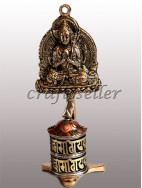 Top figure Prayer wheel