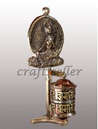 Top Tara Prayer wheel