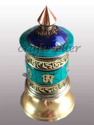 Table prayer wheel