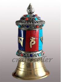 Table prayer wheel siku ..