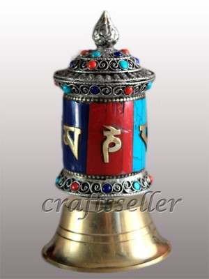 Table prayer wheel siku